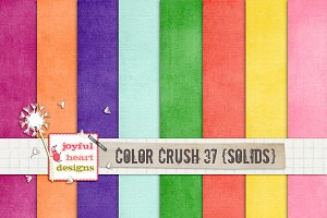 Color Crush 37 {solids}