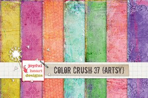 Color Crush 37 {artsy}
