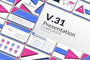 Presentation Corporate 31