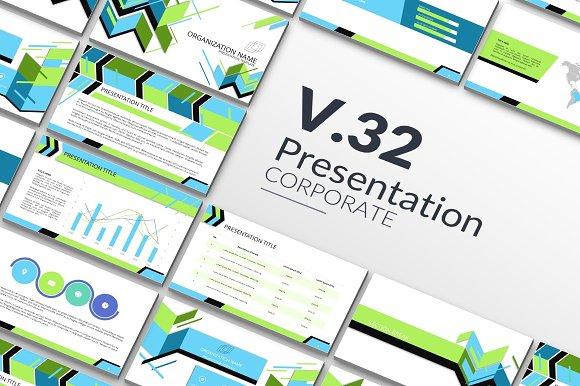 Presentation Corporate 32