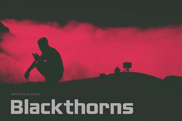 Blackthorns ©