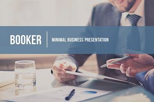 Booker - Business Presentation