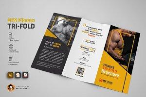 Creative Tri-Fold Bouchures
