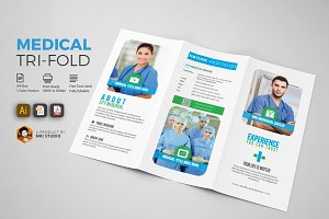 Medical Tri-Fold Brochures