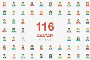 100+ Avatar Paper icons