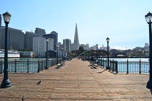 San Fransisco City Pier