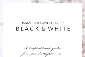 15 Instagram Travel Quotes