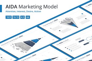 AIDA model for Keynote