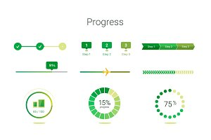 progress bar user interface design