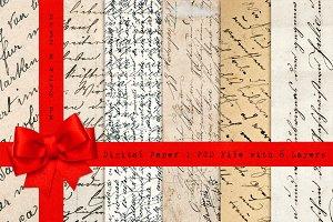 0001 A Manuscripts. Paper Texture