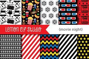 Movie Night Paper (LES.DP27A)