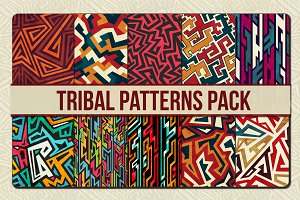 Tribal Patterns Pack