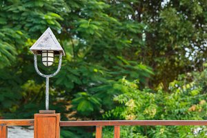 Outdoor lamp