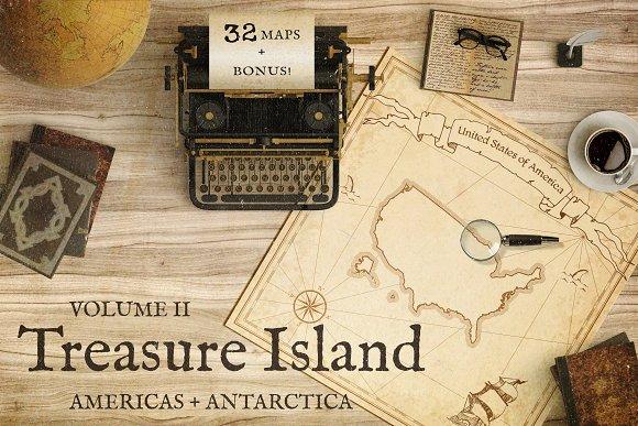 Treasure Island V.2 Americas