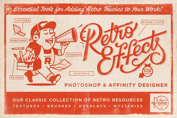 RetroEffects Classic Collection