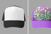 Hat Mockup Template Pack
