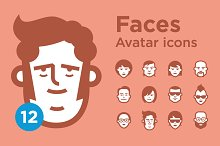Jimi's Avatar Icons – Mix Set