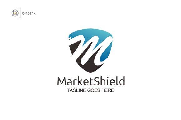 M Shield Logo