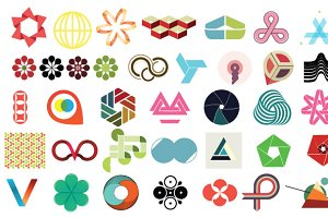 Web Badges and Stickers Vector Pack