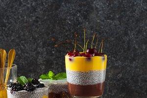 Vegetarian dessert