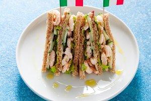 Venetian Sandwiches tramezzini
