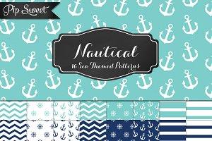 Nautical 16 Pattern Set