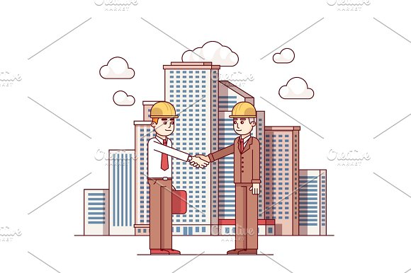 Real Estate Architect And City Deal Agreement