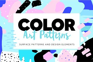 COLOR ART PATTERNS