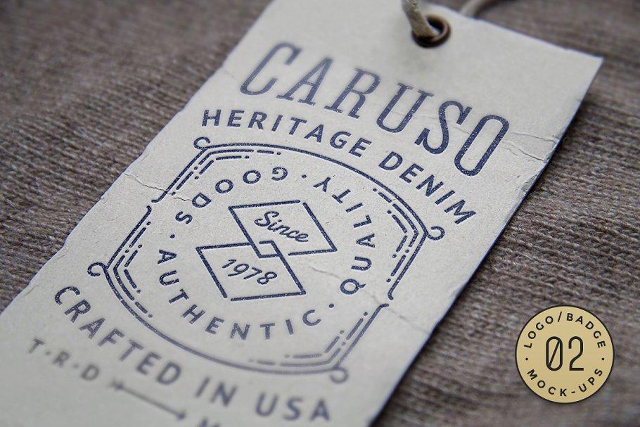 10 Logo/Badge Templates Vol 2 ~ Logo Templates ~ Creative Market
