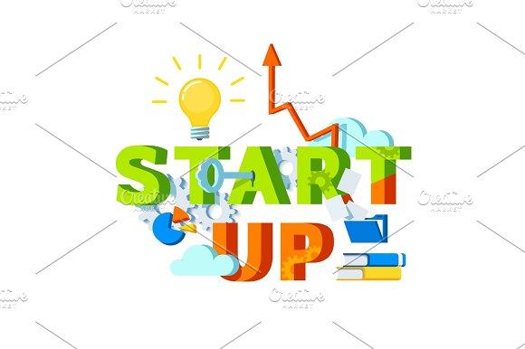 Start Up Concept