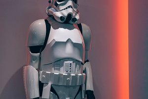 Star War's Trooper