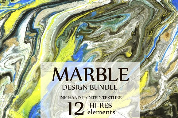 Marble Design Paper Texture