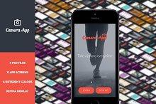 Camera iPhone App Template