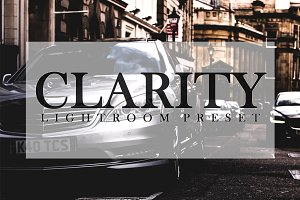 CLARITY - Lightroom Preset