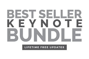 Best Sellers Keynote Bundle