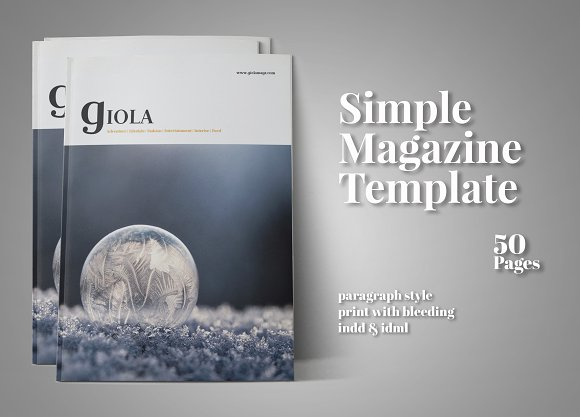 Giola Magazine (2017 Edition)