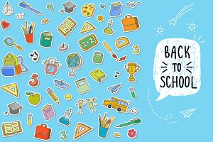 Back To School Bundle #2