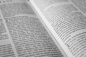 Open Bible (Galatians)