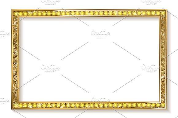 7 Gold Frames Cinema