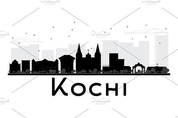 Kochi City skyline