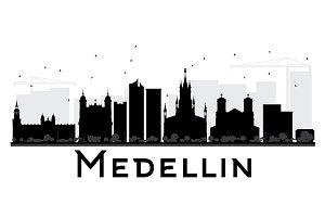 Medellin City skyline