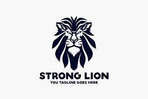 Strong Lion Logo