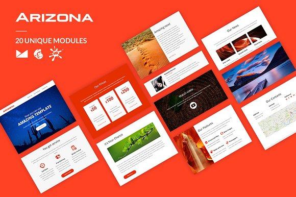 Arizona Template Online Builder