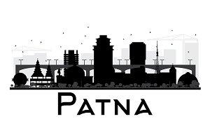 Patna City skyline