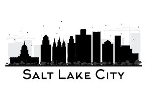 Salt Lake City City skyline