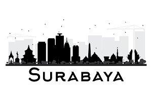 Surabaya City skyline