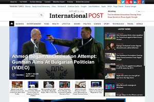 InternationalPost Newspaper Theme