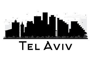 Tel Aviv City skyline