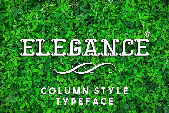 Elegance Font