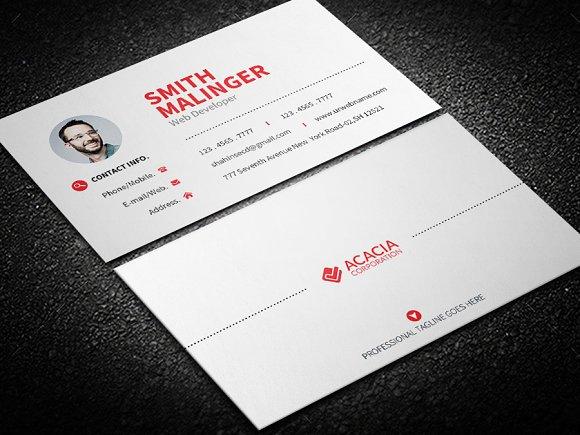 Omui Business Card